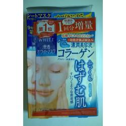 Mặt nạ Collagen Kose Cosmeport - hàng nội địa Nhật