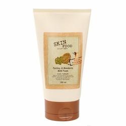 Sữa rửa mặt Skinfood Parsley and Mandarin Mild Foam