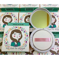 Phấn nén siêu mỏng mịn Photoready pact TOO COOL FOR SCHOOL
