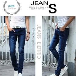 Quần jeans body xanh nhạt