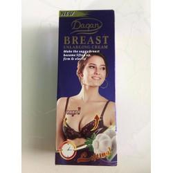 Kem nở ngực Breast Enlarging Cream chiết xuất tỏi