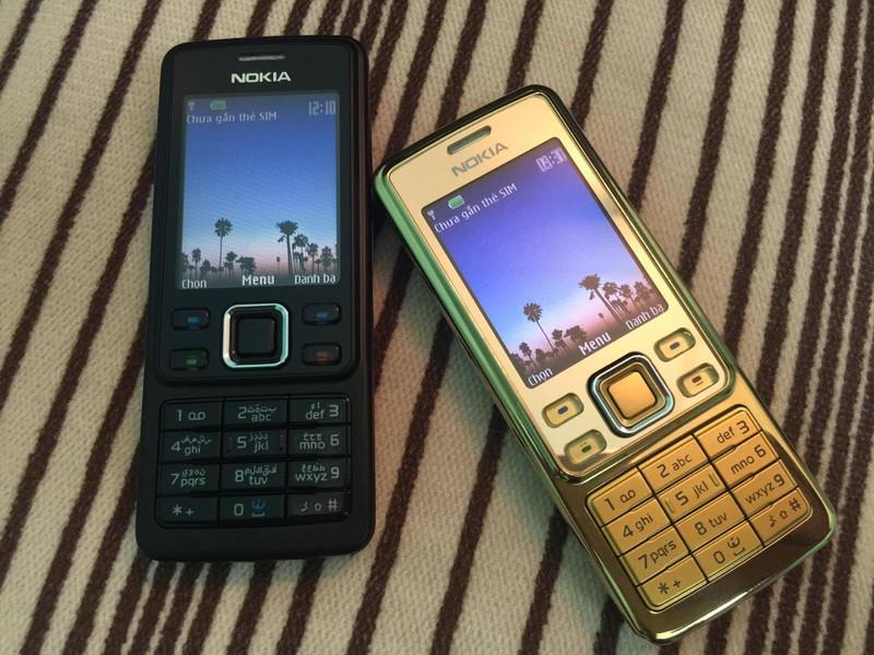 Điện thoại Nokia 6300 Chính Hãng 1