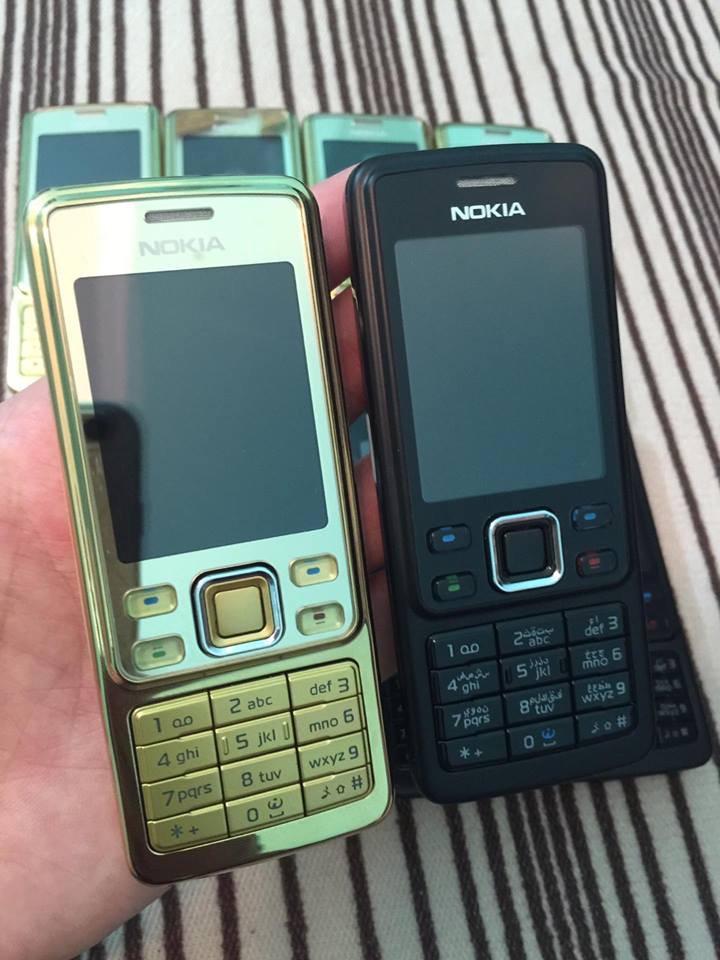 Điện thoại Nokia 6300 Chính Hãng 2
