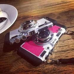 Ốp lưng iphone 6,6S  hình máy ảnh cực đẹp