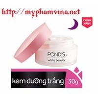 Combo 2 hộp Kem dưỡng trắng da ban ngày và đêm Ponds White Beauty 30g