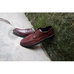 Giày nam da bò phong cách