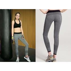 TT 16 - Quần dài thể thao nữ tập Gym Yoga Aerobic