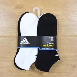 Vớ, Tất Adida Men s Cushioned Socks Set 6 đôi, mẫu 3