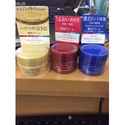Kem dưỡng da Aqualabel Shiseido