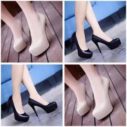 giày cao gót 980 cao 12cm