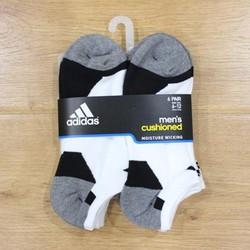 Vớ, Tất Adida Men s Cushioned Socks Set 6 đôi, mẫu 2