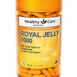Sữa ong chúa Royal Jelly Heathy Care