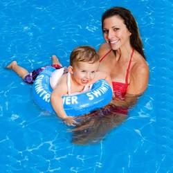 Phao bơi swim-trainer cho bé từ 6 tháng đến 4 tuổi