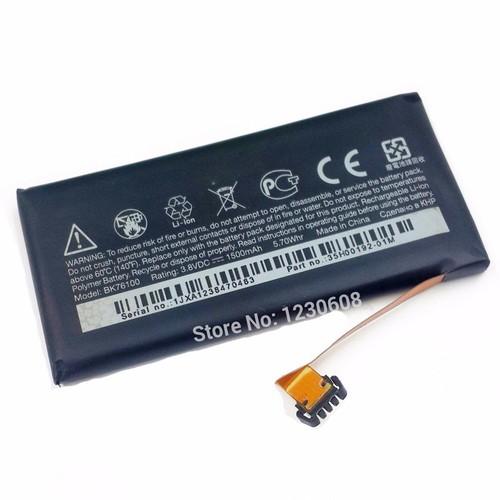 Pin HTC One V T320e G24 BK76100