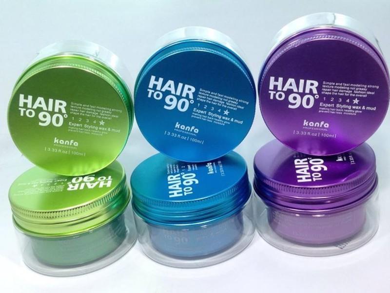 Thiết kế bên ngoài sáp vuốt tóc kanfa hair to 90 chính hãng