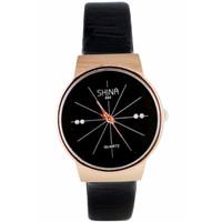 Đồng hồ Shina dây da nữ DONG HO 0023 B