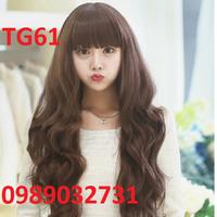 Tóc giả Hàn Quốc - TG61