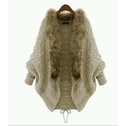 Hàng nhập - Áo khoác len lông cừu giá sỉ - GS215