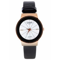 Đồng hồ Shina dây da nữ DONG HO 0023 W