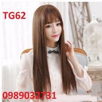 Tóc giả Hàn Quốc thẳng dài - TG62