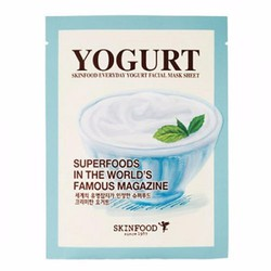 Mặt nạ dưỡng da Skinfood everyday yogurt facial mask sheet SK10