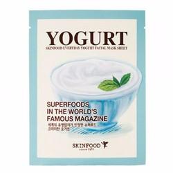 Mặt nạ dưỡng da Skinfood everyday yogurt facial mask sheet SK10