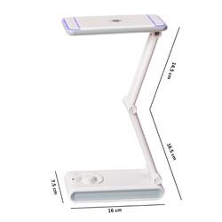 Đèn LED để bàn DP-6003 pin sạc