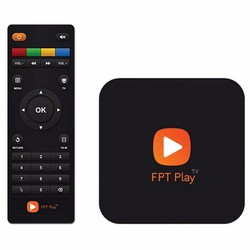 Smart TV box FPT TV Play box truyền hình internet