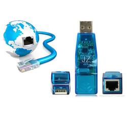 Card mạng cổng USB -  Chuyển từ cổng USB ra cổng mạng RJ 45