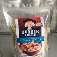 Yến mạch quaker oats cán vở 500gr