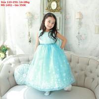 Đầm công chúa kiêu sa