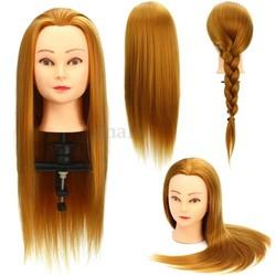 Đầu manocanh cho bạn học làm tóc