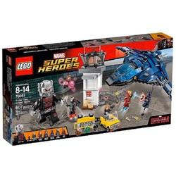 Lego 76051 mô hình Siêu Anh Hùng Tại Sân Bay