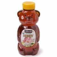 Mật ong gấu nguyên chất KIRKLAND ORGANIC HONEY BEAR 608gr