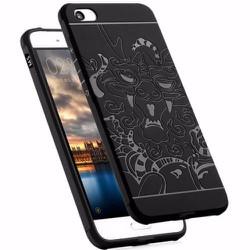 Xiaomi Mi5 - Ốp Chống Sốc Hoa Văn