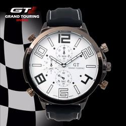 DH105 - Đồng hồ dây da GT