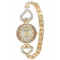 Đồng hồ HR dây kim loại nữ DONG HO 0051
