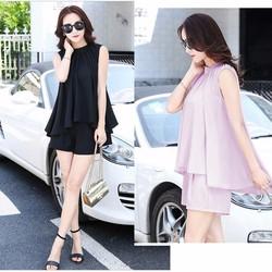 Set áo và quần short size M, L,XL,XXL-LL00883