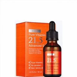 Tinh Chất Serum Trị Mụn Trắng Da Pure Vitamin C21
