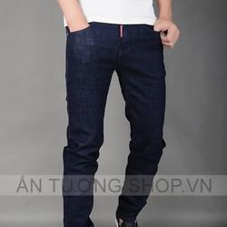 Quần jean nam đơn giản kiểu hàn quốc