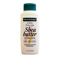 SỮA DƯỠNG THỂ SHEA BUTTER 325ML - FRUIT OF THE EARTH