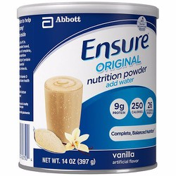 Sữa bột Ensure Original Nutrition cho người bệnh biếng ăn 397gr USA