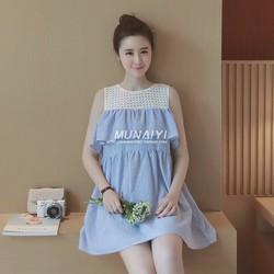 Đầm suông thời trang, thiết kế mới trẻ trung, phong cách nữ tính-D2428