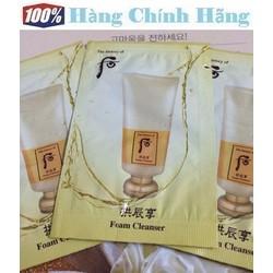 Sữa rữa mặt hoàng cung WHOO Foam Cleanser