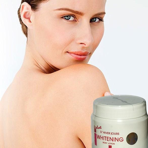 Kem Body Lotion Whitening Velvet Thái Lan 1