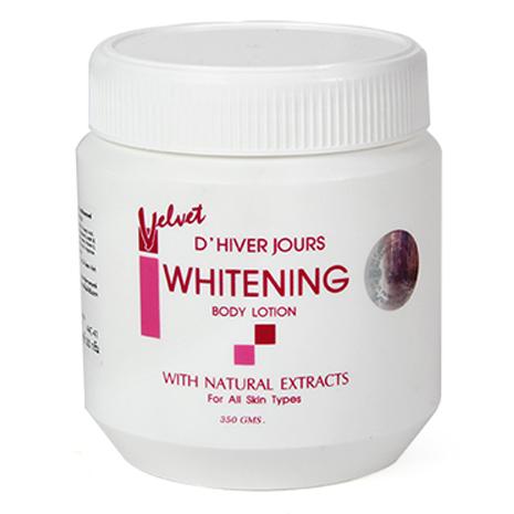 Kem Body Lotion Whitening Velvet Thái Lan 2