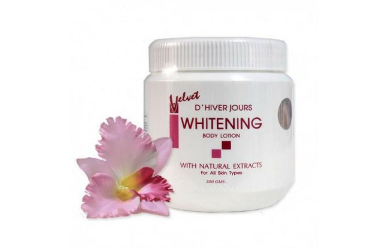 Kem Body Lotion Whitening Velvet Thái Lan 4