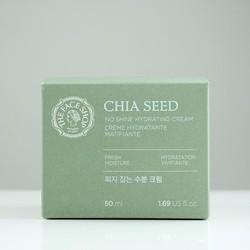 Bộ dưỡng da Kit  Chia Seed Moisture Recharge Cream
