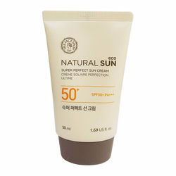 Kem chống nắng Natural Sun Super Perfect Sun Cream