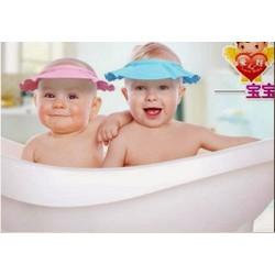 Nón tắm an toàn cho bé - bí quyết của mẹ - N001 - M22